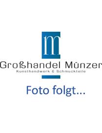Nr.: 1340022 Glasperle Großloch - 12-14 mm Ø - Farb- & Formmix - Pack á 50 Stück